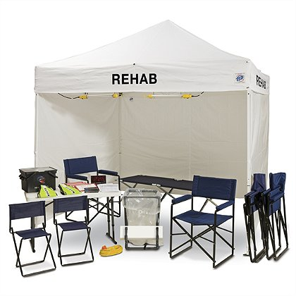 DQE Rehab Shelter Package