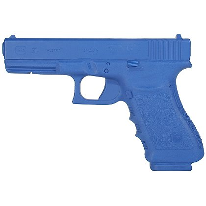 Ring's Glock 21 Bluegun
