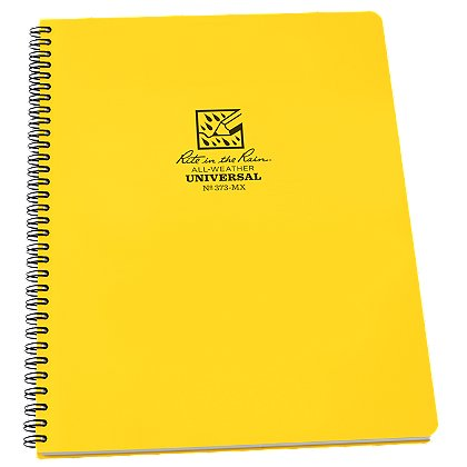 Rite in the Rain Maxi Side-Spiral Notebook