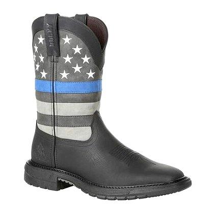 Rocky Blue Line Men's Western Boot