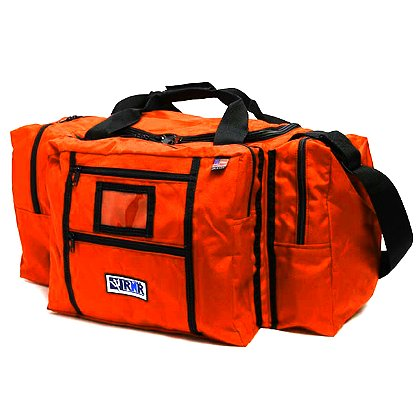 Rock-N-Rescue Organizer Gear Bag, Orange