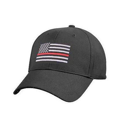 Rotcho Thin Red Line Flag Low Profile Cap