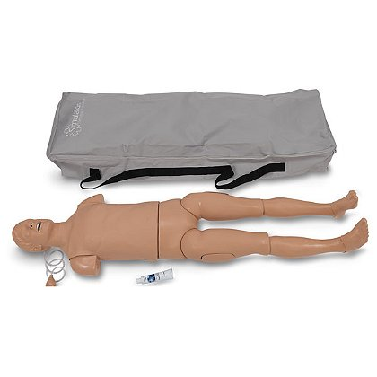 Simulaids Adult Airway Management Full Body Manikin