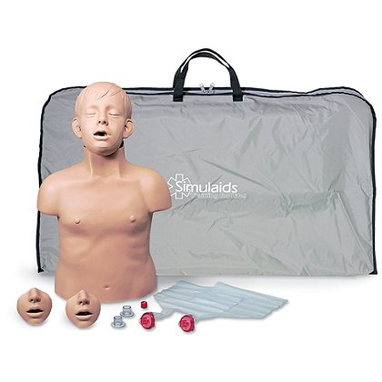 Simulaids Brad Jr CPR Manikin