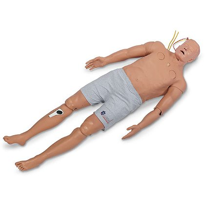 Simulaids Pre-Hospital Trauma Life Support (PHTLS) Full- Body Trainer