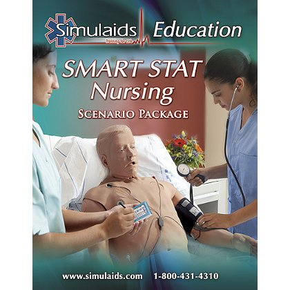 Simulaids SMART STAT Basic Nursing Scenario Package