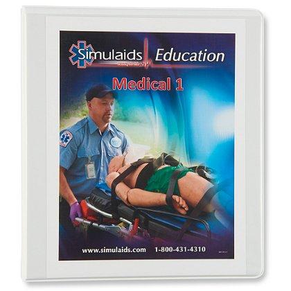 Simulaids EMS Scenarios, Medical I