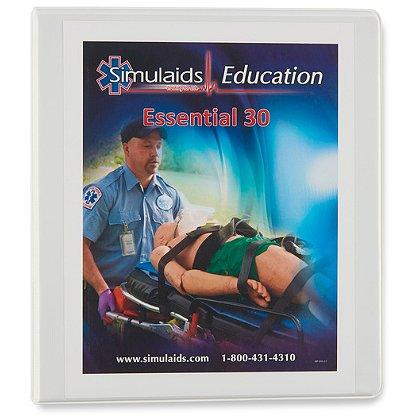 Simulaids EMS and Nursing Scenarios, Essential 30