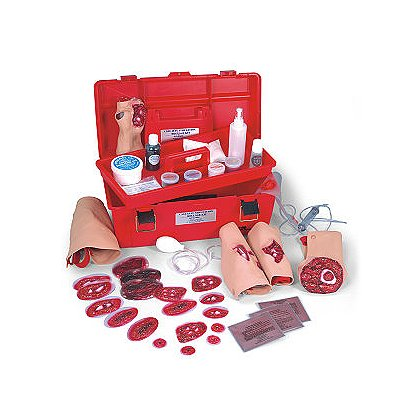 Simulads Multiple Casualty Simulation Kit