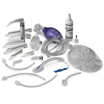 Simulaids Complete Child Airway Management Airway Kit