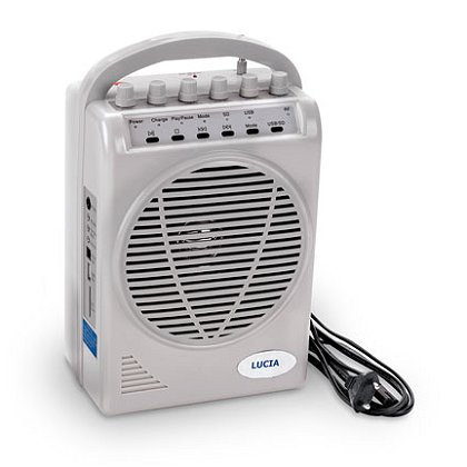 Simulaids Amplifier/Speaker System