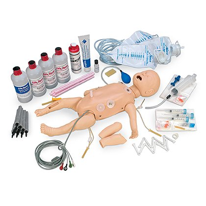 Simulaids Basic Infant CRiSis™ Manikin
