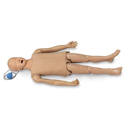 Simulaids Basic Child CRiSis™ Manikin