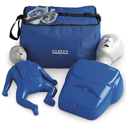 Simulaids CPR Prompt® Plus Adult/Child and Infant Training Pack