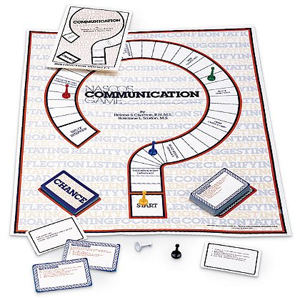 Simulaids Nasco's Communication Game