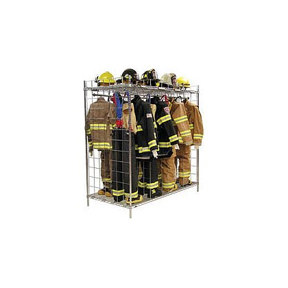 Groves Inc. Freestanding Ready Rack, Double Sided