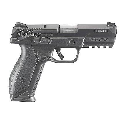 Ruger American 9mm Luger Pistol, Manual Safety