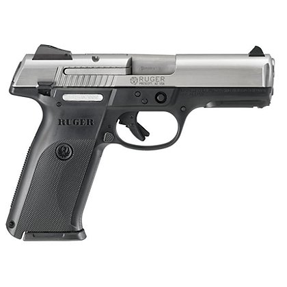 Ruger SR9 Stainless 9mm