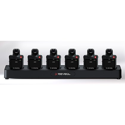 Reveal RS2-X2 6 Camera Docking Station (Mk4)