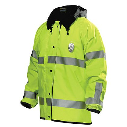 Spiewak VizGuard Short Reversible Duty Rain Jacket