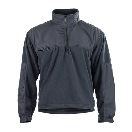 Spiewak 1/4 Zip Performance Fleece Job Shirt