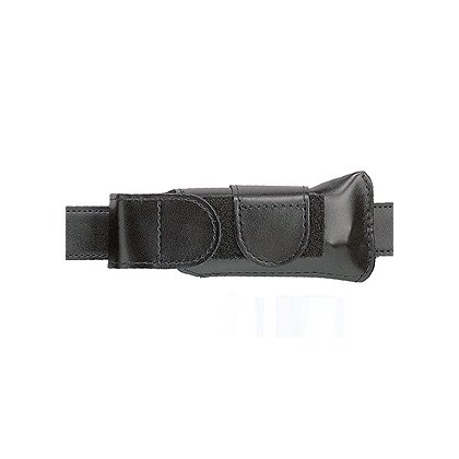 Safariland Model 123 Magazine Pouch, Plain Black