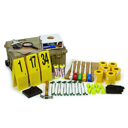 Forensics Source Fire Investigation Kit