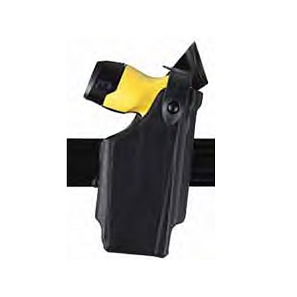 SAFARILAND Model 6520 SLS EDW Level II Retention Holster for TASER X2, Adjustable Belt Clip