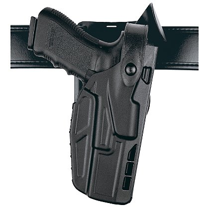 Safariland Model 7365 7TS ALS/SLS Low-Ride, Level III Retention Duty Holster