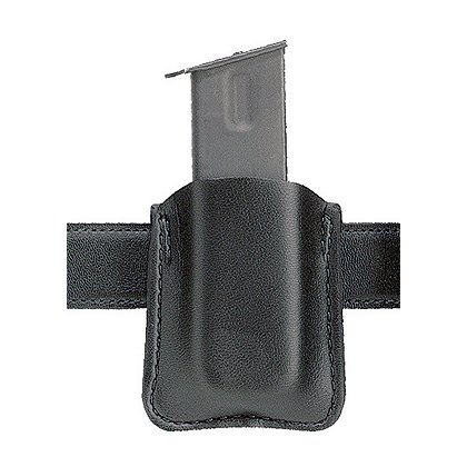Safariland Model 81 Magazine Pouch, Lightweight, Plain Finish, Black