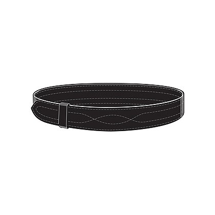 Safariland Model 94P SAFARI-LAMINATE Buckleless Duty Belt, Unlined, 2.25