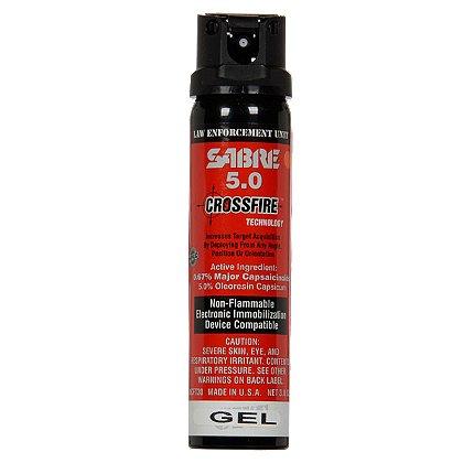 Sabre 5.0 Crossfire Gel, MK-4, 3 oz