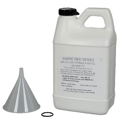SABRE Red 1.33% MC, 21 oz Stream Refill
