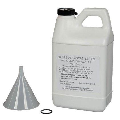 SABRE MK-46 Advanced OC/CS Blend 46 oz Stream Refill