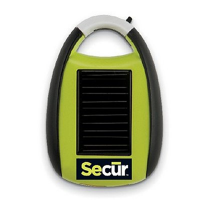 Secur Products Mini Solar Cell Phone Charger
