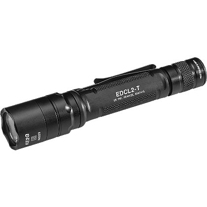 Surefire EDC Tactical 6 Volt Dual Stage LED Flashlight