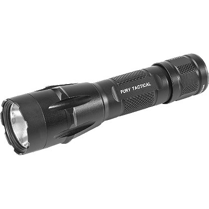 Surefire Fury Dual Fuel Tactical 6 Volt LED Flashlight