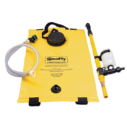 Scotty Forestry Foam Pump and Backpack