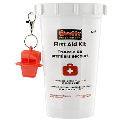 Scotty Firefighter First Aid Kit