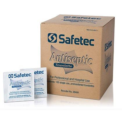 Safetec Antiseptic Wipe