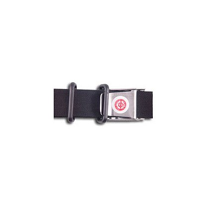 R&B Fabrications SGS-1 Single Gripper Strap for Hose, Set of 4