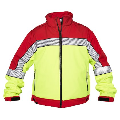 Elbeco Shield Color Block Soft Shell Jacket