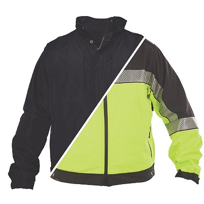Elbeco Shield Hi-Vis Reversible Soft Shell Jacket