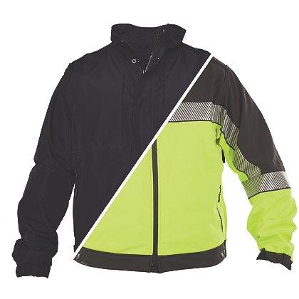 Elbeco Shield Hi-Vis Reversible Soft Shell Jacket