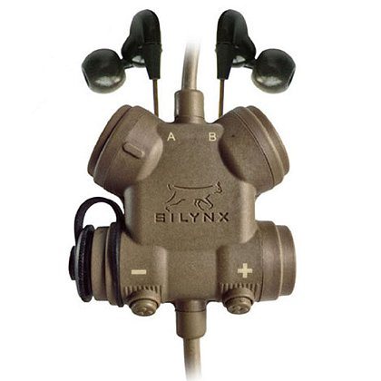 Silynx Clarus XPR In-Ear Tactical Headset