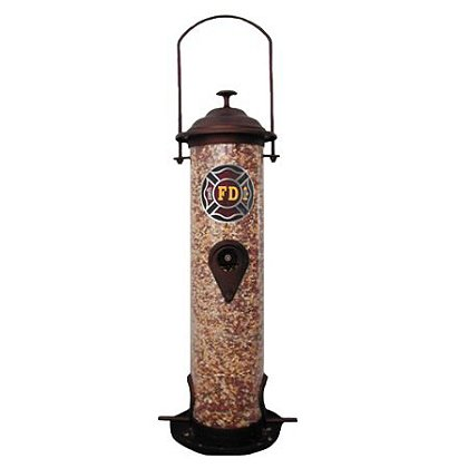 Fire Department Bird Feeder