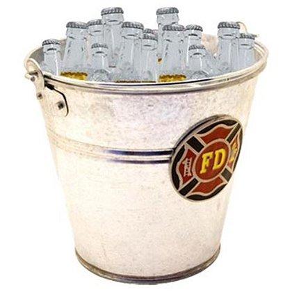 Fire Department Ice Bucket