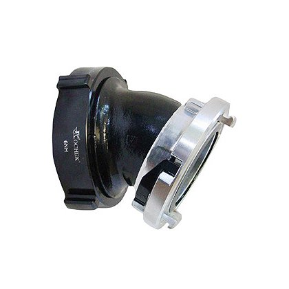 Kochek 30° Elbow, Full Time Swiveling Storz to Swivel Rocker Lug Female