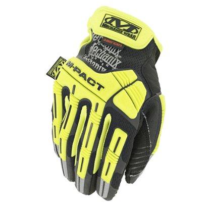 Mechanix Wear Hi-Viz M-Pact® E5 Cut Resistant Gloves