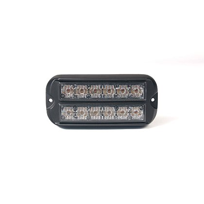 SoundOff Signal Ghost Dual Stacked Surface Mount Light